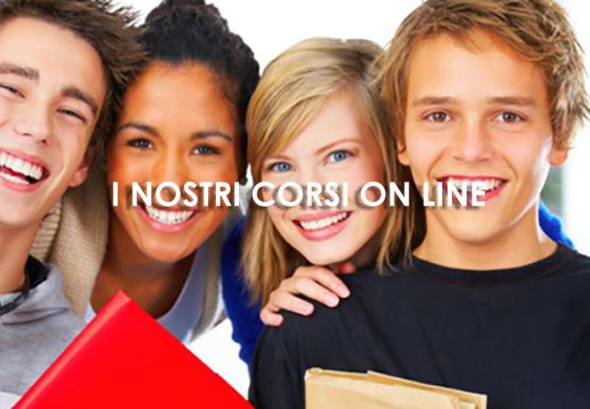 Sono aperte le iscrizioni ai corsi on line